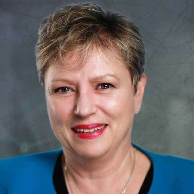 TEC Canada Chair Julia Oulton