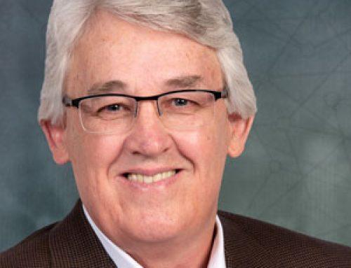 Chair Profile: Steve Joyce