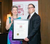 TEC Canada Chair Katherine Crewe