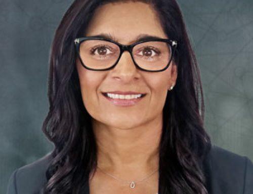 Chair Profile: Razina Visram