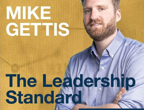 The Leadership Standard – S01E02 – Mike Gettis, CEO and Co-founder of Endy