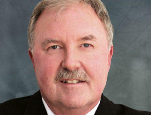 Chair Profile: Mike Verhey
