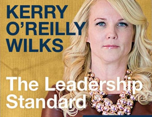 The Leadership Standard – S01E05 –  Kerry O'Reilly Wilks, Chief Officer of Legal, Regulatory & External Affairs