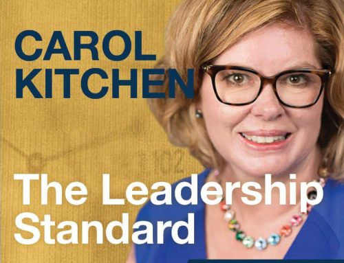 The Leadership Standard – S01E06 –  Carol Kitchen, VP of Energy & Logistics – Growmark
