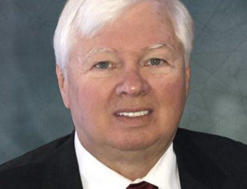 Chair Profile: Ralph Hesje