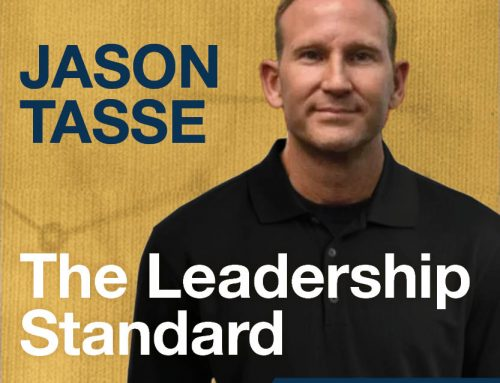 The Leadership Standard – S01E07 –  JasonTasse, COO – Lee Valley Tools Ltd.