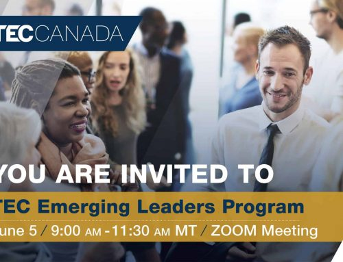 TEC Canada's Emerging Leaders Program – An Exclusive Preview