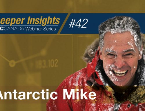 The Journey of Endurance – Mike Pierce (Antarctic Mike)