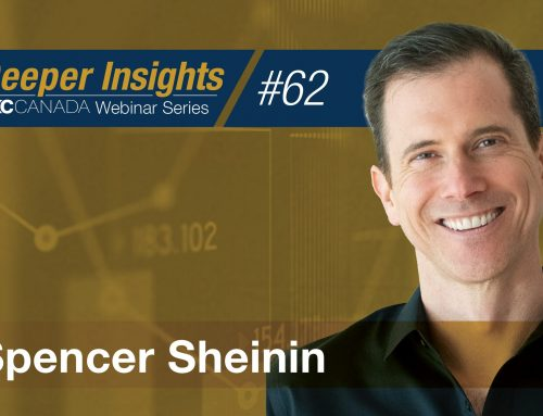 That's When the Clouds Parted; Clear Financial Reporting That's Easy for ALL Users – Spencer Sheinin
