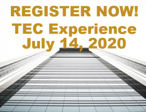 TEC Experience (in-person: Calgary) – Tuesday, July 14