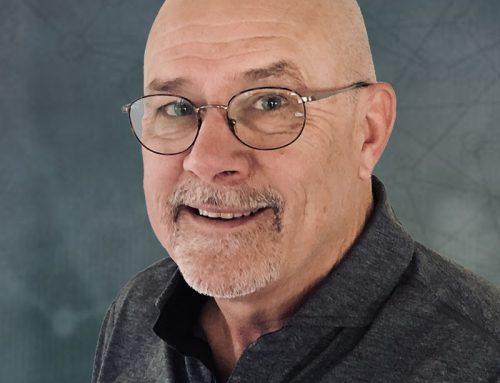 Chair Profile: Brian Holmes