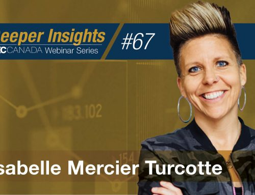 How To Position Yourself As The First, The Best Or The Only To Thrive In Any Economy- Isabelle Mercier Turcotte