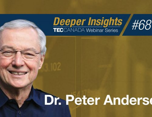 An Economic Update – September 2020 – Dr.  Peter Andersen