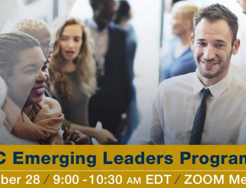 TEC Inside for Emerging Leaders with TEC Chair Pascal St-Jean