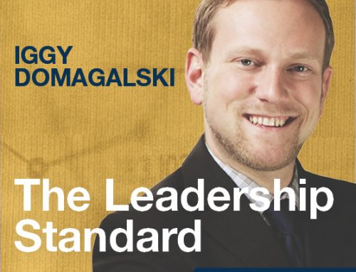 The Leadership Standard – 012– Iggy Domagalski – CEO, Tundra Processing Solutions Ltd.
