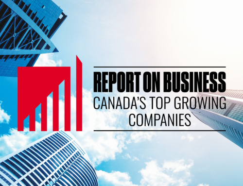 TEC Members Recognized as Canada's Top Growing Companies