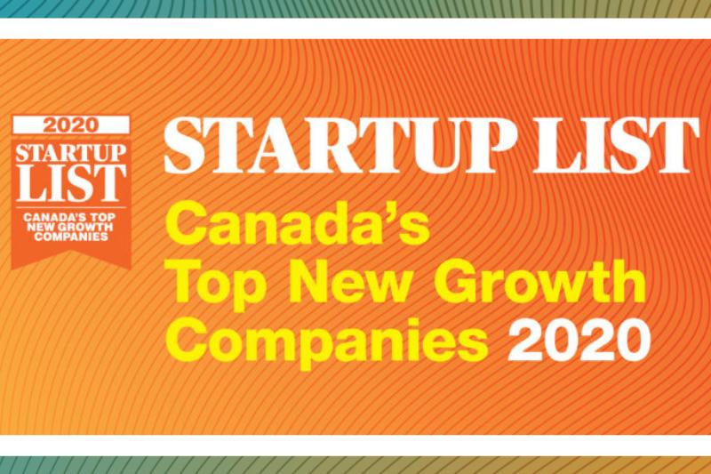 Startup List 2020