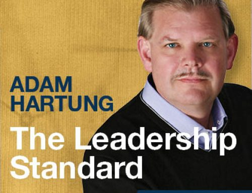 The Leadership Standard – S01E13– Adam Hartung