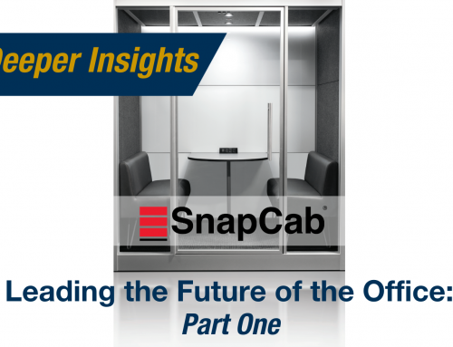 Deeper Insights: SnapCab – Leading the Evolution of the Office: Part One