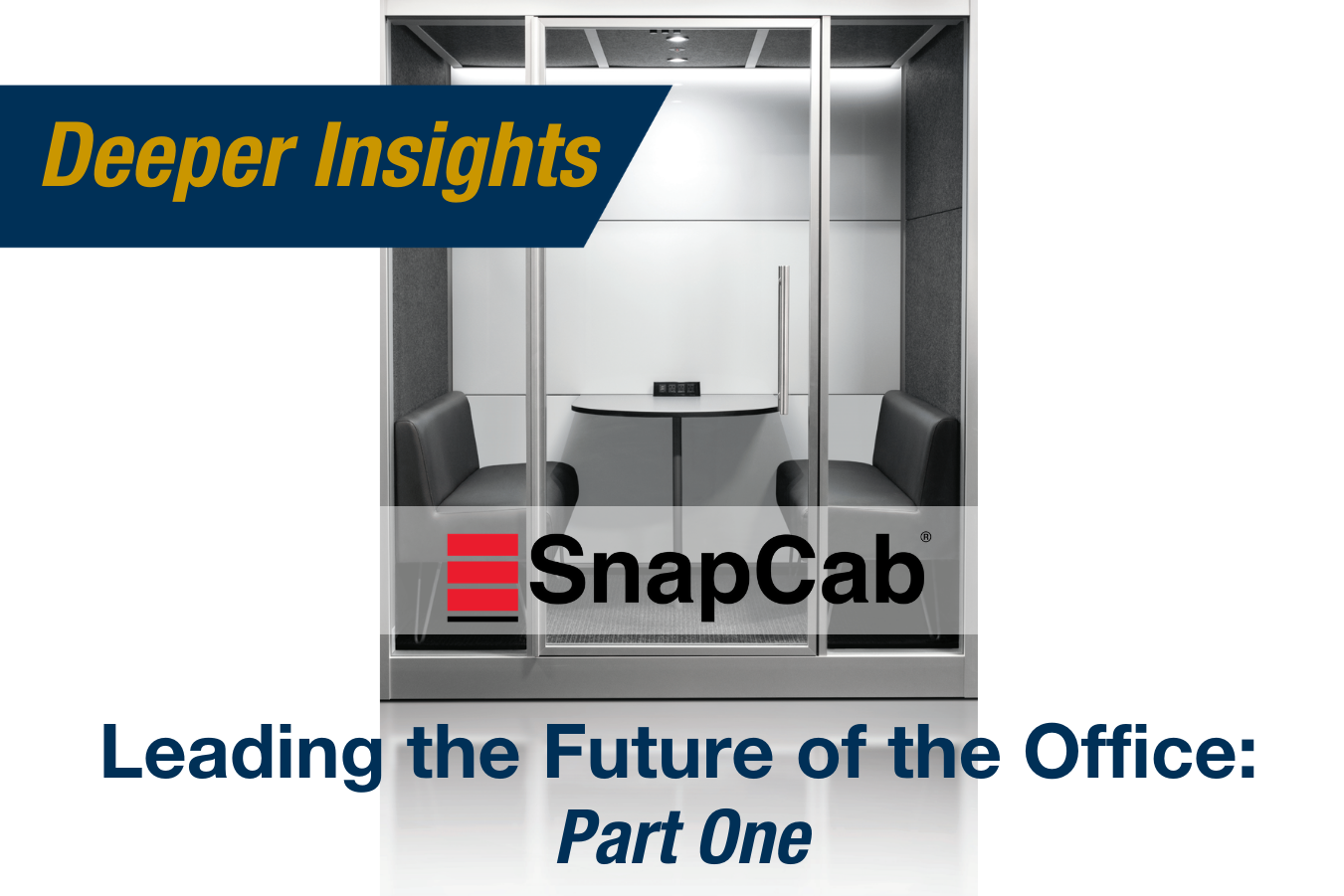 SnapCab Future Of The Office