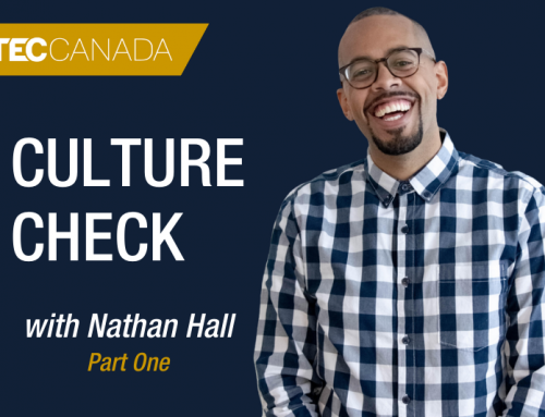 Culture Check with Nathan Hall: Part One
