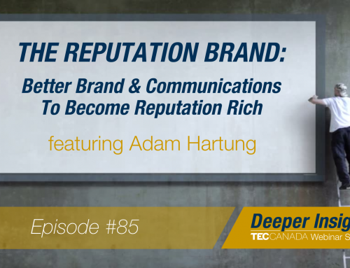 """The Reputation Brand: Better Brand & Communications to Become Reputation Rich"""