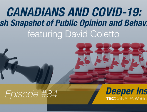 Canadians and COVID-19: A Fresh Snapshot of Public Opinion and Behaviours