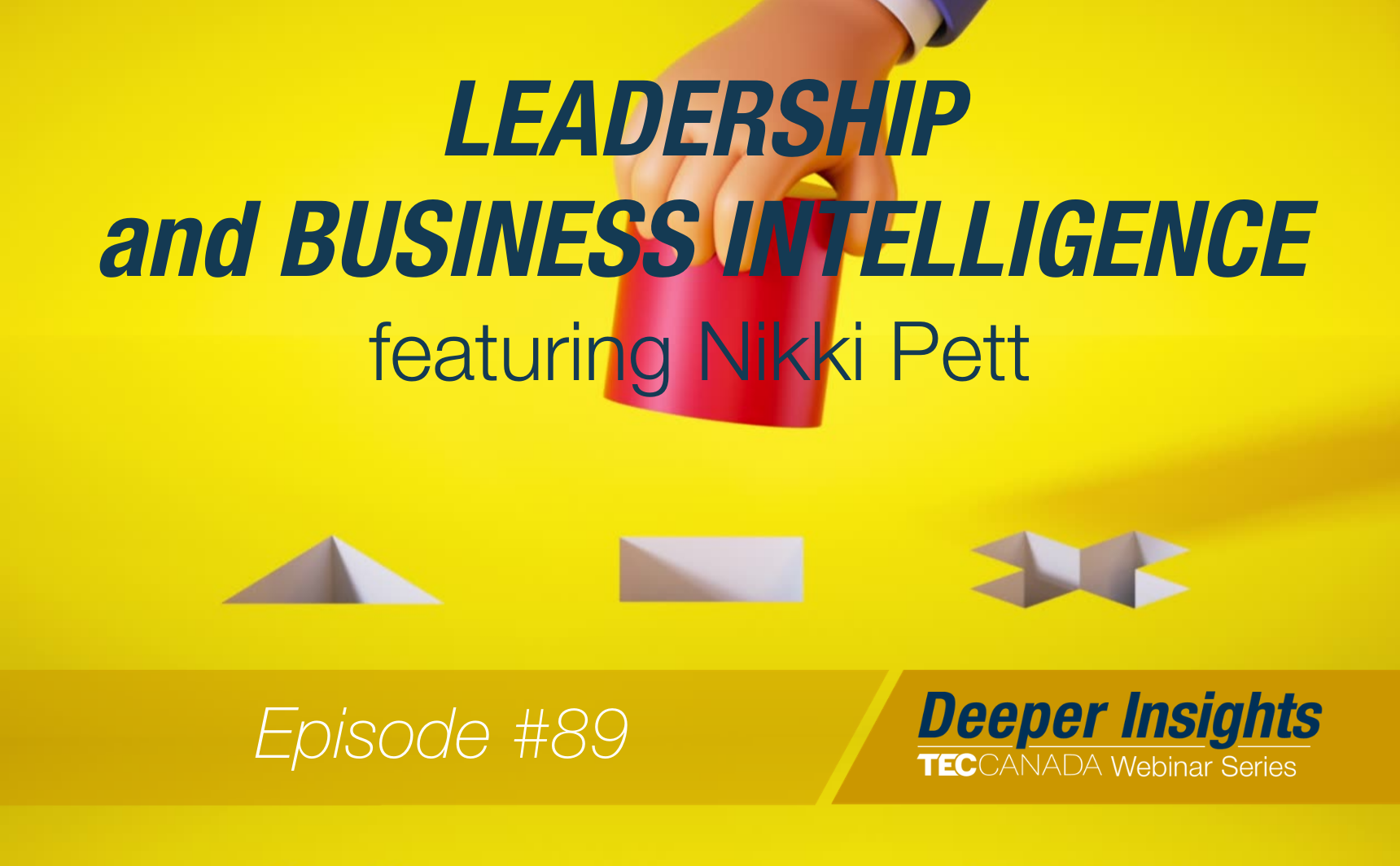 Leadership and Business Intelligence