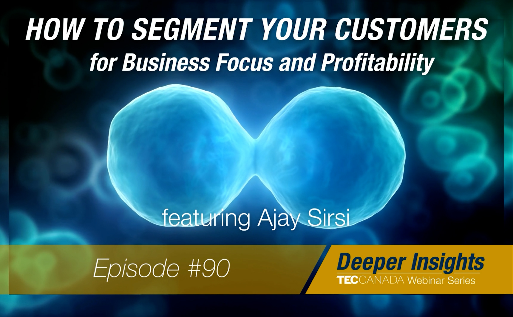 Segment Your Customers for Business Focus and Profitability