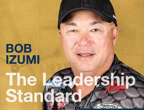 Bob Izumi – Professional Angler and the Host of Bob Izumi's Real Fishing Show