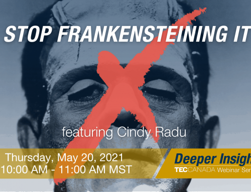 Thursday, May 20: Stop Frankensteining It