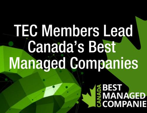 TEC Members Lead Canada's Best Managed Companies 2021 List