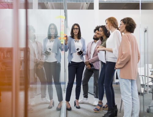 Why the Companies of the Future Will Need Groups AND Teams