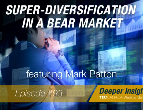 Super-Diversification in a Bear Market