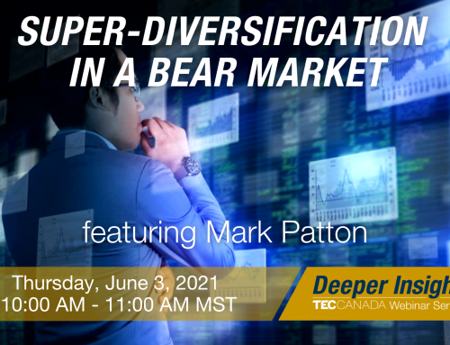 Thursday, June 3: Super-Diversification in a Bear Market