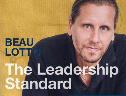 Beau Lotto – Professor of Neuroscience, Author, and Entrepreneur