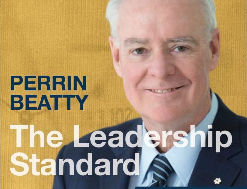 The Honourable Perrin Beatty, P.C., O.C. – President and Chief Executive Officer of the Canadian Chamber of Commerce