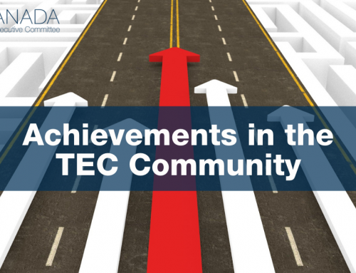 Top Achievements From the TEC Community – May 2021
