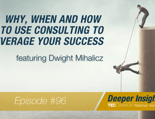 Why, When and How To Use Business Management Consulting to Leverage Your Success