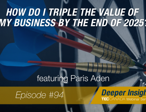 How Do I Triple the Value of My Business by the end of 2025?