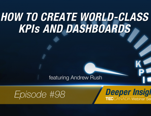 How to Create World-Class KPIs and Dashboards