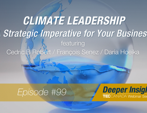 Climate Leadership: A Strategic Imperative for Your Business